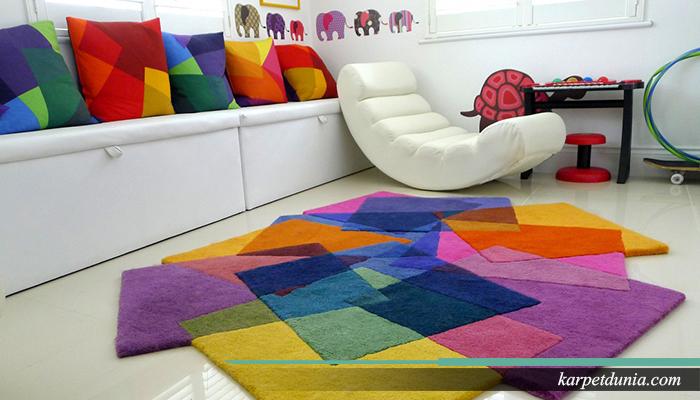 Cara mudah mendesign karpet