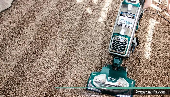 Trik merawat karpet