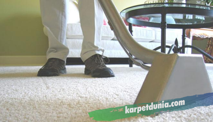 7 Tips Pintar Merawat Karpet agar Tetap Bersih