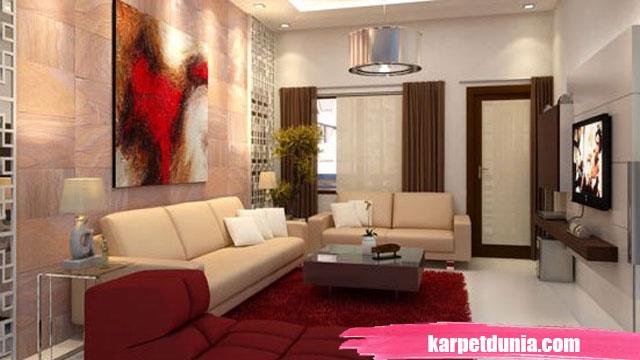 Tips Memilih Karpet Ruangan Minumalis