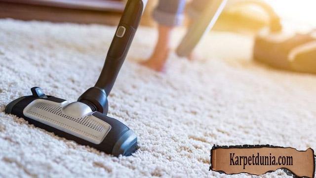 Tips Merawat Karpet Agar Tahan lama