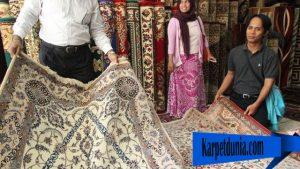 Melihat Kemewahan Karpet Negeri Mullah