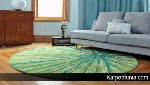 Penempatan Dan Ukuran Karpet Yang Sesuai Dengan Dimana Anda Ingin Meletakkannya