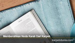 Membersihkan Noda Karat Dari Karpet
