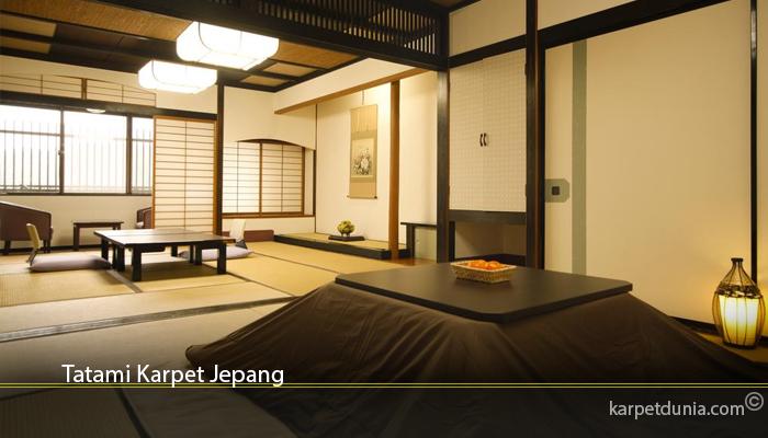 Tatami Karpet Jepang