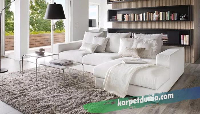 Ukuran Karpet yang Cocok Berdasarkan Penempatannya