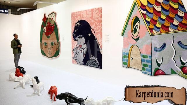 Harga Karpet Yang Di Lelang Di Museum Art Jakarta 2018