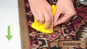 Hilangkan Noda Bekas Cat Kuku Di Karpet Anda