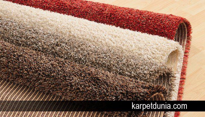 Jenis Jenis Karpet Yang Banyak Digunakan