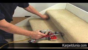 Untung Rugi Memasang Karpet pada Anak Tangga