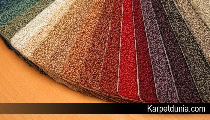 Kenali Beberapa Jenis Karpet Lantai