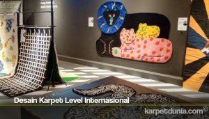 Desain Karpet Level Internasional