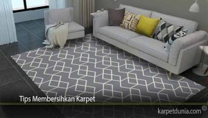 Tips Membersihkan Karpet