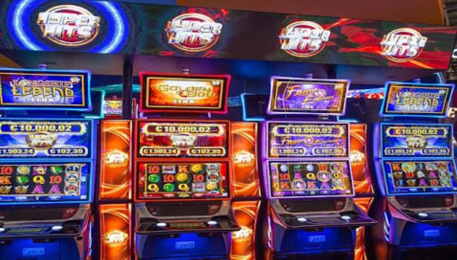 Cara Permainan dalam Mesin Slot Online